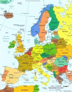 Eu länder mit hauptstadt