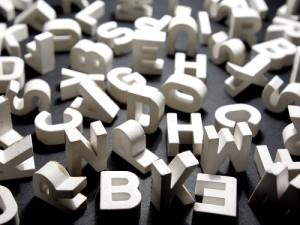 Einstellungstest Buchstabenfolge